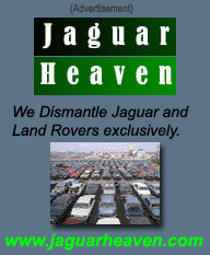 Jaguar Heaven Auto Dismantle specializing Jaguar and Land Rovers.